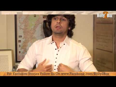 Sonu Nigam Humiliated By Organiser At A UP Concert