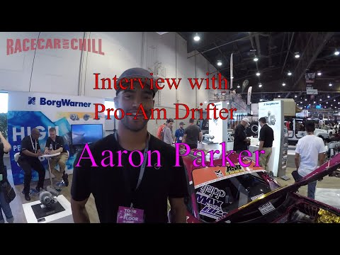 Racecar and Chill with Pro Am Drifter Aaron Parker and his Mazda FD RX7