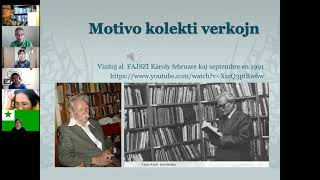 14 | Elpin kaj Verkoj de Elpin | 안우생과 에스페란토 문학작품 (zoom)