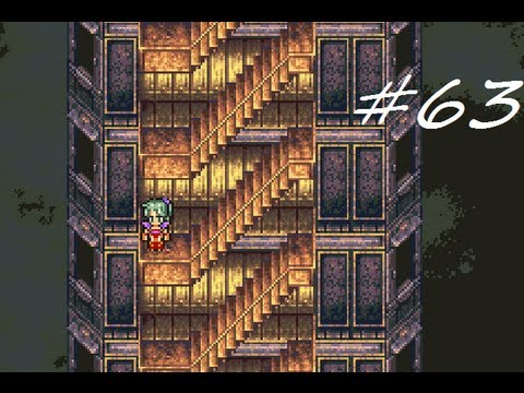 Let's Play Final Fantasy VI Advance #63 - Ascending The Cultists' Tower