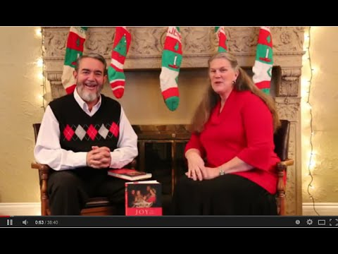 Joy to the World - Livestream with Scott and Kimberly Hahn