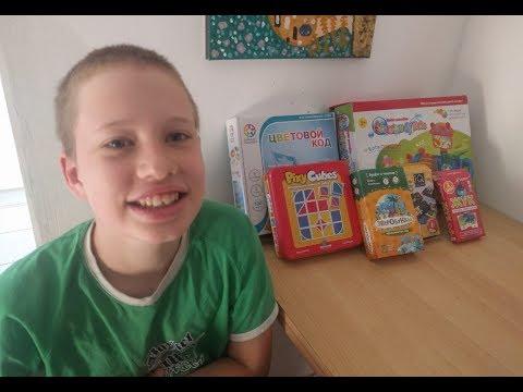 Настольные игры для детей-аутистов. Часть 1.