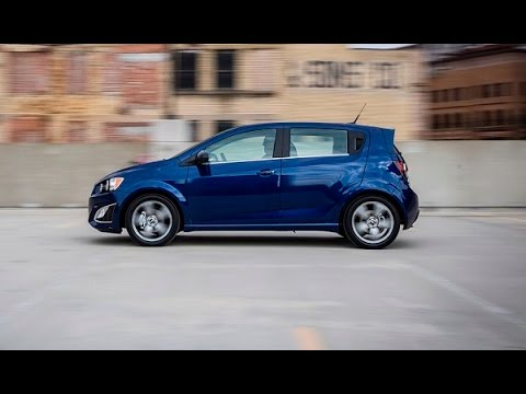2017 Chevrolet Sonic Rs First Drive Review 0 60 Mph Test