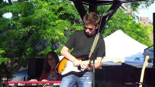 """Black Napkins"" by Quinn Sullivan at Saratoga Jazz Festival, 06/29/14"