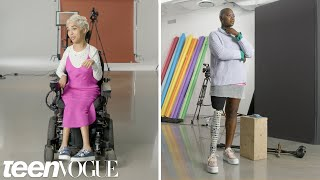 Disabled Models on How They Got Discovered | Teen Vogue