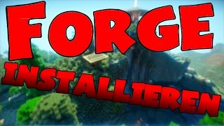 MINECRAFT FORGE INSTALLIEREN 1.8.9  | FORGE MOD | Review+Installation | Deutsch HD