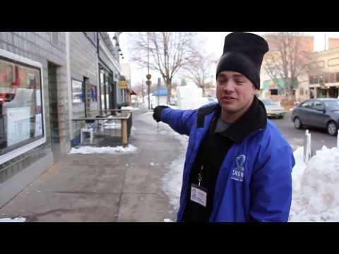 2014 Snow Sculpture in the Dark - Day #2 Intro