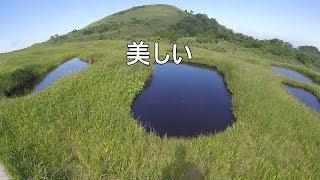 キャンプツーリング登山 秋田県田代岳(1178m)