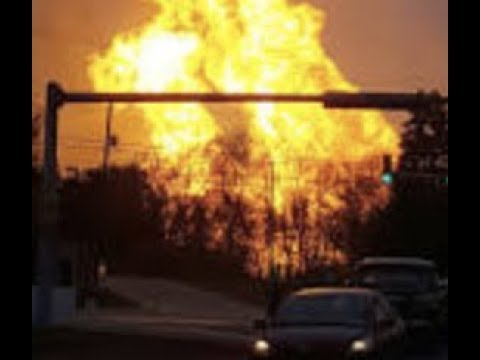 "BREAKING ""Bahrain Pipeline Explosion Blamed On Iran"""