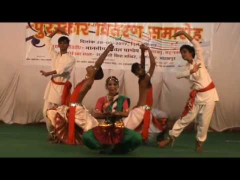 fusion of classical dance in rotary club 2016, 1St position choreographed by Nilanjana Basu