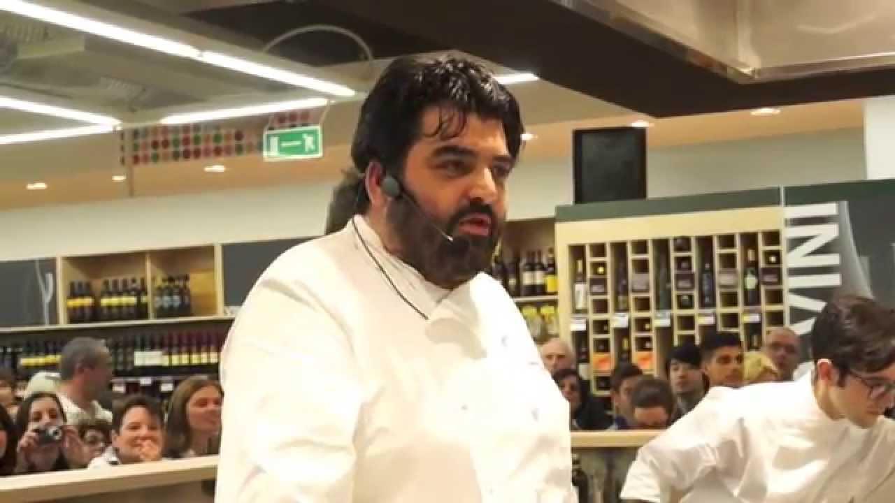 Corsi di cucina con i grandi chef: Antonino Cannavacciuolo - YouTube