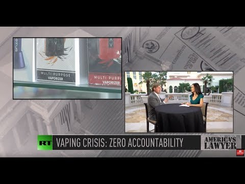 Vaping Industry a Puppet of Big Tobacco & De-Criminalizing Prostitution