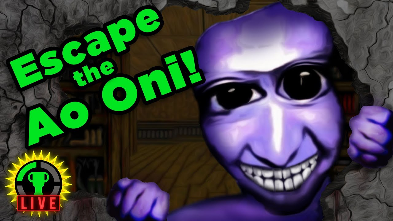 Scariest Hide and Seek Game EVER! | Ao Oni