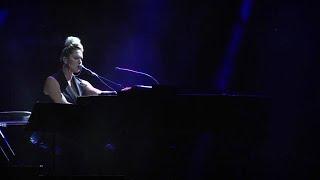 """מארינה מקסימיליאן - Hurrican, בהופעה במצדה ב""""פסטיבל התמר"""" 2018"""