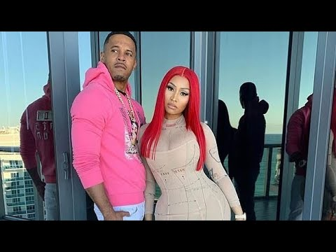 Nicki Minaj and husband Kenneth Petty show off extravagant ...