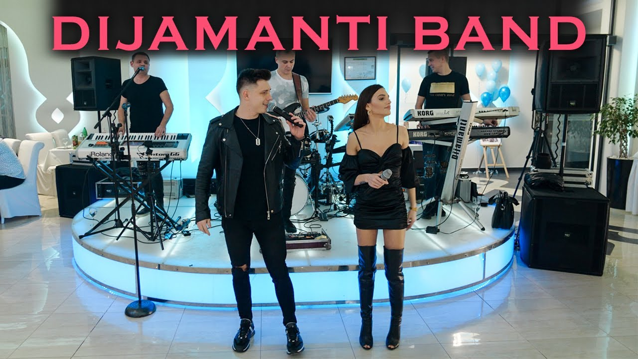 DIJAMANTI BEND - MIX - PUNOLETSTVO - 2020 - LIVE