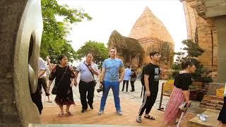 Чамские Башни Нячанг - Понагар Вьетнам