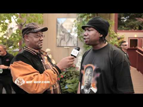 Rock The Bells 2010 Interview with KRS ONE