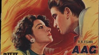 Aag - 1948 Film - Bollywood Old Hindi Songs - Raj Kapoor & Nargis - Audio Jukebox