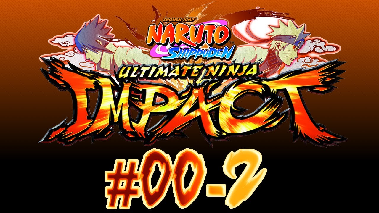 download naruto ninja impact 2 ppsspp
