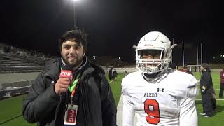 Aledo Bearcats defeat Frisco Reedy 26-16 to Advance to State Semi Final Video