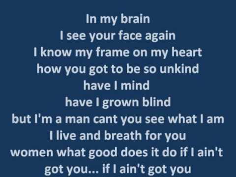 Damien Rice Love somebody w/lyrics