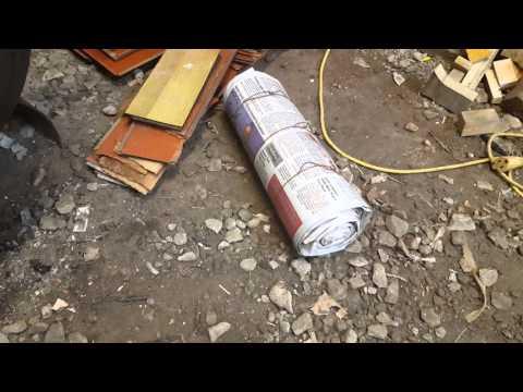 diy wood stove part 4