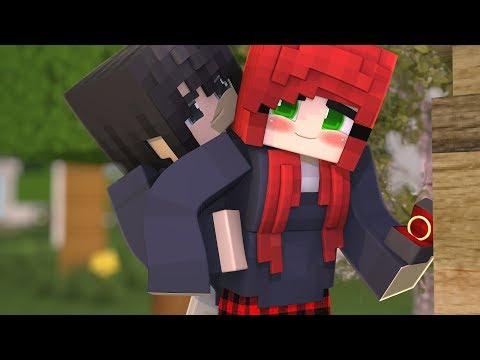 ✏️DENIS Y NATSUKI SALEN JUNTOS EN UNA CITA !!!   SCHOOL LIFE Cap.31 T.4 ( Minecraft Roleplay )