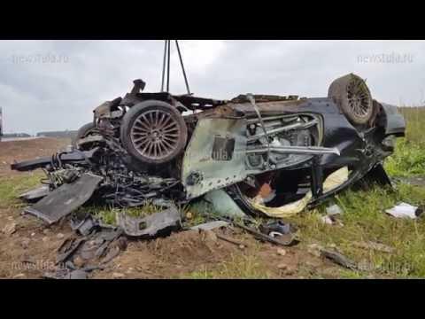 В страшном ДТП на 84-м км автодороги «Калуга-Тула-Михайлов-Рязань» погиб ребенок