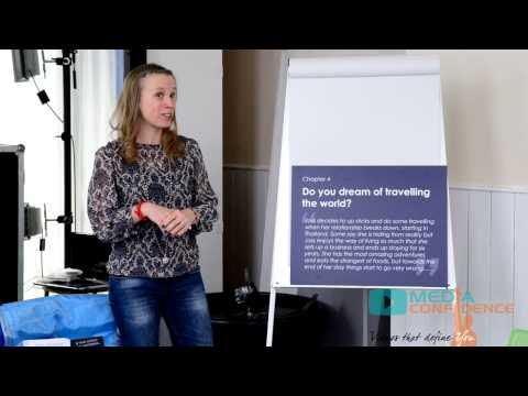 """Jo de Rosa's speech at """"Tell Your Business Story with Media Confidence"""" 2014"""