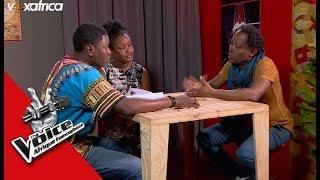 Intégrale Eved vs Merveille Les Battles | The Voice Afrique Francophone 2017