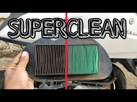 Clean Air Filter increase mileage and performance