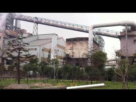 Bao Steel Works - Shanghai