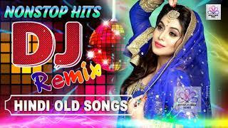 90s HINDI DANCE DJ SONG || HINDI NONSTOP DJ REMIX || 90S DANCE HITS DJ SONG