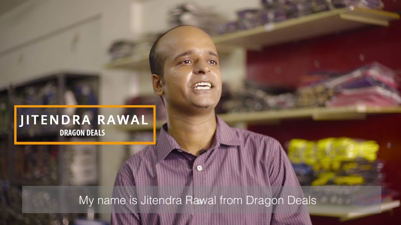 """""""Zero to Hero'', Jitendra talks about how he found success by selling online"""