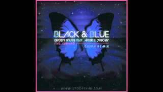 Brody Ryan feat. Miike Snow - Black & Blue (Caspa Remix)
