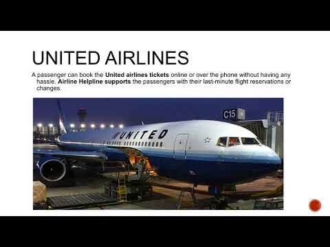 United Airlines Helpline Support