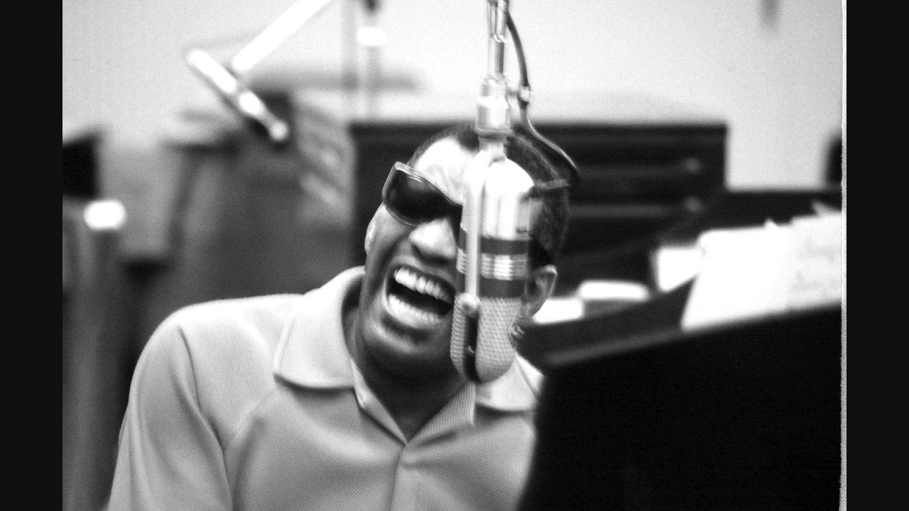 Ray Charles - Busted - YouTube