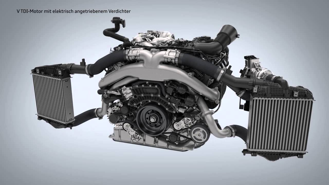 Audi 48 Volt Bordnetz - YouTube