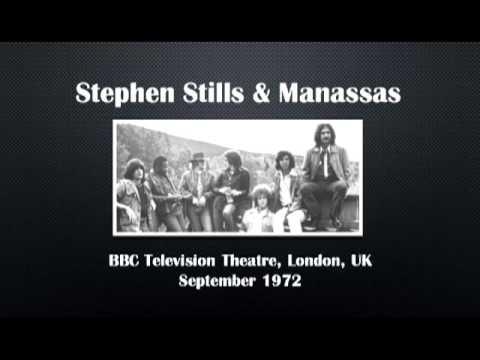 【CGUBA361】 Stephen Stills & Manassas 1972