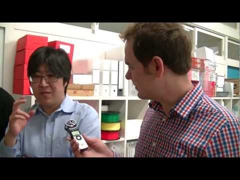 Visit to Switch-Science open hardware offices in Akihabara, Tokyo, Japan