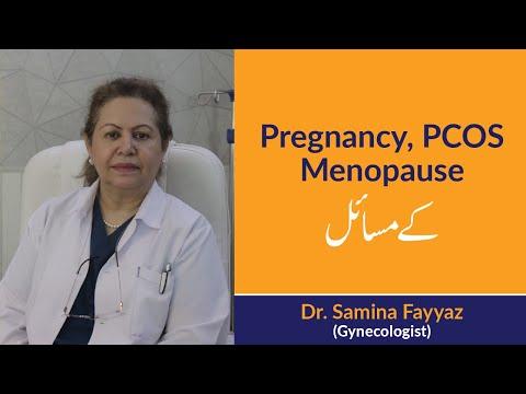 Pregnancy, PCOS aur Menopause Ka Ilaj in Urdu/Hindi | Pregnancy & PCOS Problems in Women