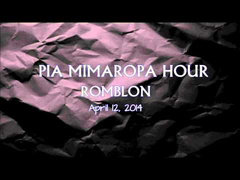 [ROMBLON] Episode 14 PIA MIMAROPA HOUR
