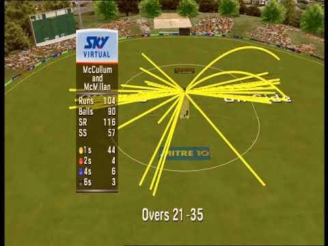 Craig McMillan 117 (96) vs Australia ODI 2007