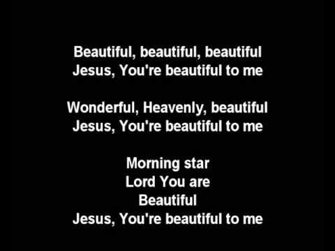 Jesus, You're Beautiful   Piano Instrumental