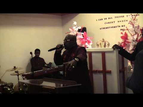 I Can't go back to yesterday Part 2 - Apostle William R. Harrell Jr.