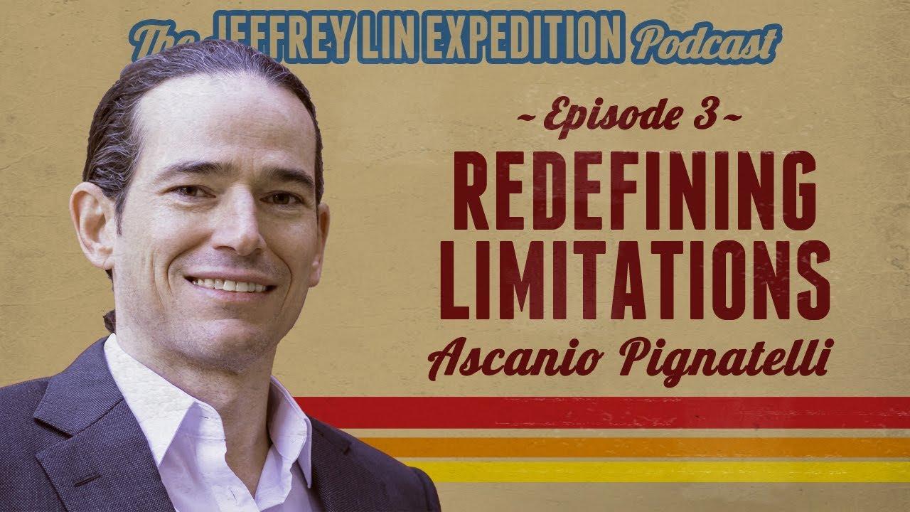 PodCast Ep.3: Redefining Limitations, Shark Diving TV, Nomadic Life (Ascanio Pignatelli) #SharkWeek
