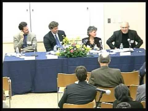 Theocracy and Democracy in Islam and Christianity: Panel 1 The Christian Tradition