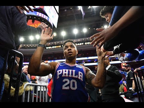 Markelle Fultz Makes His Return To The Court!