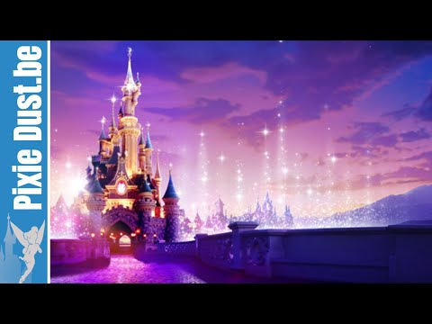 "Song 25th Anniversary ""Everyday's a Celebration"" + Lyrics   Disneyland Paris 2017   HD 1080p"
